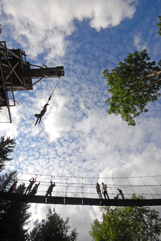 bol d air la bresse parc d 39 aventure cole de parapente saut en lastique fantasticable. Black Bedroom Furniture Sets. Home Design Ideas
