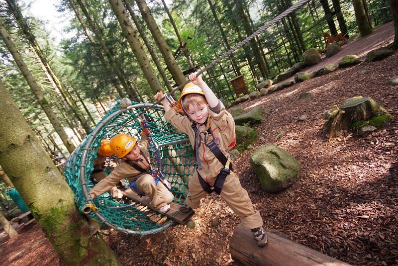 Camp d'aventure pour adultes
