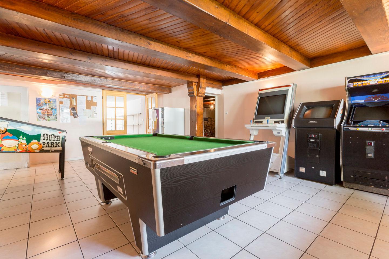 Salle De Jeux Location Gites Vosges